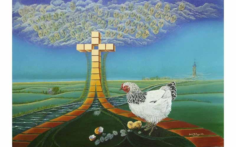 Le chemin du curé