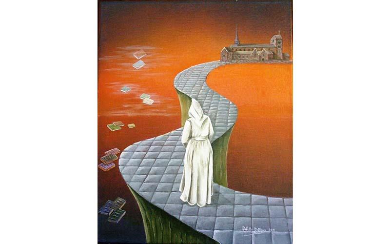 Le chemin du moine